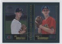 Adam Wainwright, Phil Dumatrait
