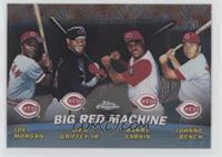 Barry Larkin, Johnny Bench, Joe Morgan, Ken Griffey Jr.