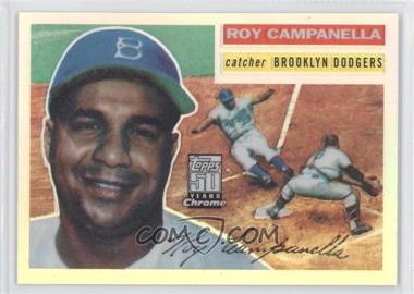 2001 Topps Chrome - Through the Years Reprints - Refractor #2 - Roy Campanella