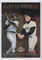 Barry Bonds, Willie Mays