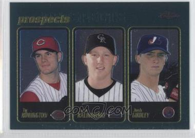 2001 Topps Chrome #290 - [Missing]