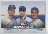 Don Drysdale, Kevin Brown, Sandy Koufax