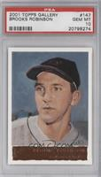 Brooks Robinson [PSA 10]