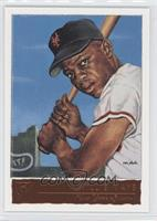 Willie Mays (With New York Giants)