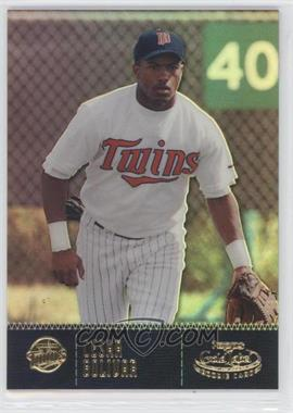 2001 Topps Gold Label Class 1 #115 - Cedrick Bowers /999