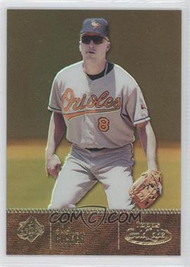 2001 Topps Gold Label Class 2 Gold #17 - Cal Ripken Jr. /699