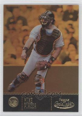 2001 Topps Gold Label Class 2 Gold #75 - Mike Piazza /699