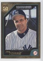 Joe Torre /2001