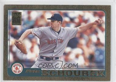 2001 Topps Gold #651 - Pete Schourek /2001