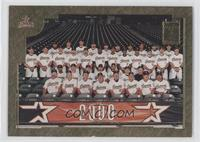 Houston Astros Team /2001