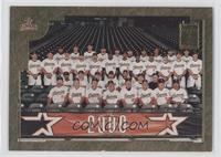 Houston Astros Team /2001