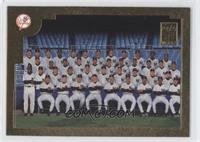 New York Yankees Team /2001