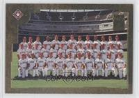 Texas Rangers Team /2001