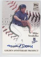 Mike Stodolka