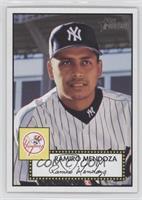 Ramiro Mendoza (Red Back)