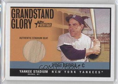 2001 Topps Heritage [???] #THGG-YB - Yogi Berra