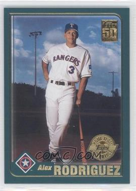 2001 Topps Home Team Advantage #612 - Alex Rodriguez