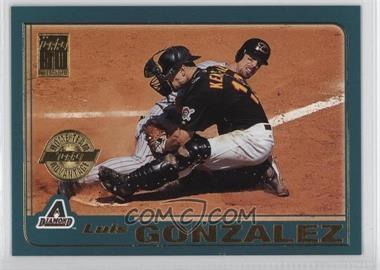 2001 Topps Home Team Advantage #674 - Luis Gonzalez