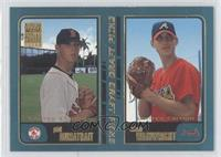 Adam Wainwright, Phil Dumatrait, Adam Walker