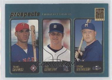 2001 Topps Limited Edition #371 - [Missing]