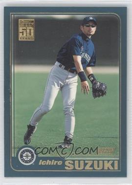 2001 Topps Limited Edition #726 - Ichiro Suzuki
