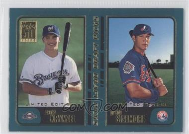 2001 Topps Limited Edition #750 - Dave Krynzel, Grady Sizemore