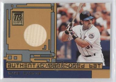 2001 Topps Reserve - Game-Used Bat #TRR-MP - Mike Piazza