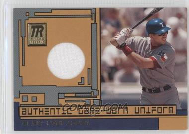 2001 Topps Reserve [???] #TRR-AR - Alex Rodriguez