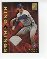 King of Kings (Nolan Ryan)/Game-Worn Jersey Cards