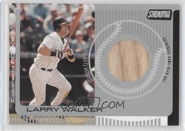 2001 Topps Stadium Club [???] #SCS2 - Larry Walker