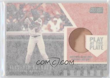 2001 Topps Stadium Club Play at the Plate Batter's Box Dirt #PP3 - Vladimir Guerrero