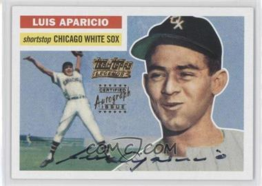 2001 Topps Team Topps Legends Autographs #292 - Luis Aparicio