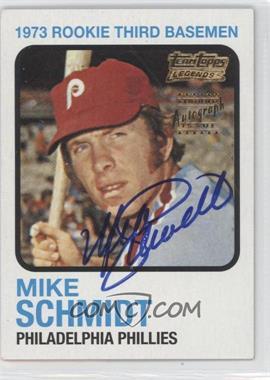 2001 Topps Team Topps Legends Autographs #615 - Mike Schmidt
