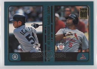 2001 Topps Traded & Rookies - [Base] #T99 - Ichiro Suzuki, Albert Pujols