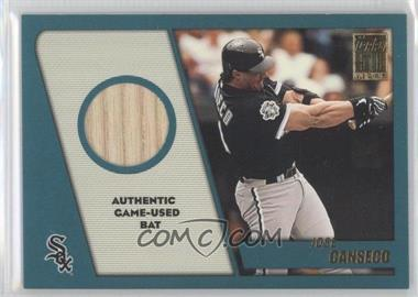 2001 Topps Traded & Rookies [???] #TTR-JC - Jose Canseco