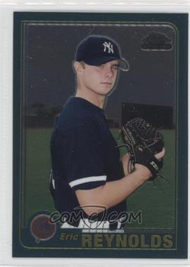 2001 Topps Traded & Rookies Chrome #T243 - Erwin Renfer