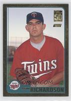 Jason Richardson /2001