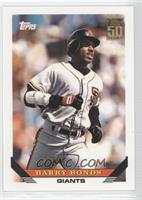 Reprint - Barry Bonds