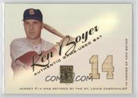 Ken Boyer (Number)