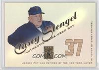 Casey Stengel (Number)