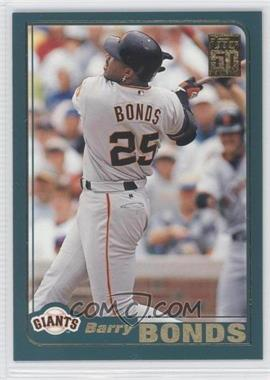 2001 Topps #497 - Barry Bonds