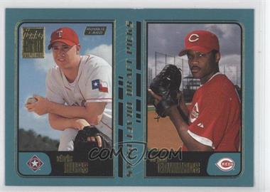 2001 Topps #744 - Chico Ruiz, Brian Edmondson, Chris Russ