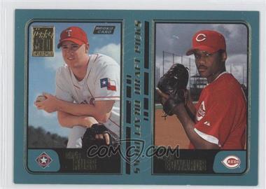 2001 Topps #744 - Chris Russ, Bryan Edwards