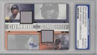 Tony Gwynn, Cal Ripken Jr. /50 [ENCASED]