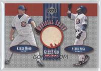 Kerry Wood, Sammy Sosa