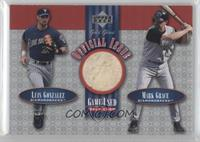 Luis Gonzalez, Mark Grace