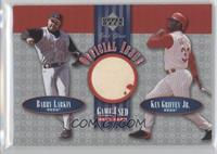Barry Larkin, Ken Griffey Jr.