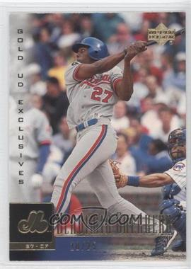 2001 Upper Deck Gold UD Exclusives #199 - Vladimir Guerrero /25