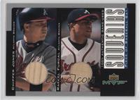 Chipper Jones, Rafael Furcal