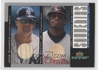 Ken Griffey Jr., Jose Canseco